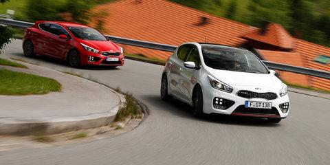 Kia Australia mulling Cee'd GT, next-gen Cerato Turbo