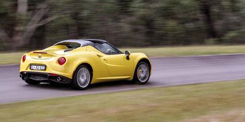 Alfa Romeo 4C Coupe future looking shaky