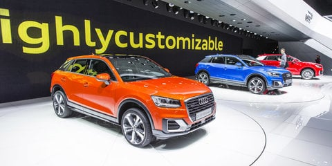 Audi Q2 designer had the young, fashionable and sporty in mind