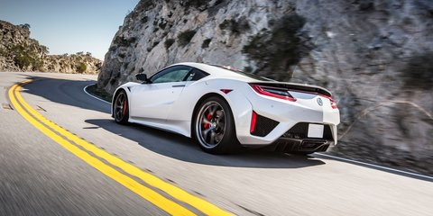 """2017 Honda NSX to be priced """"at the very premium end"""" of the market"""