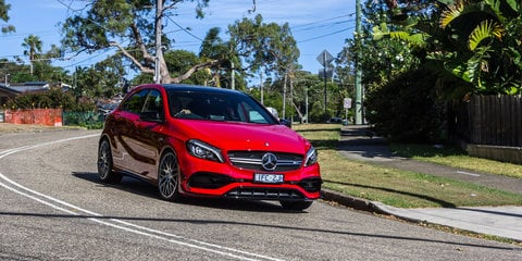 Mercedes-AMG to add new models to its small car range