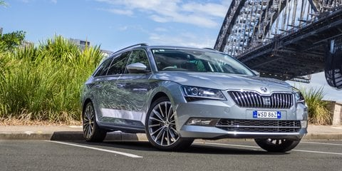 Skoda Australia posts record sales