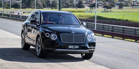 Bentley price in australia