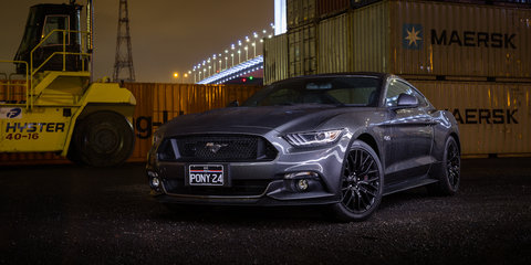 Ford Mustang smashes sales record as Aussie supply improves - UPDATE