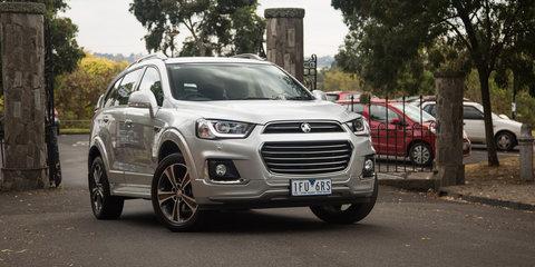 2016 Holden Captiva LTZ Review