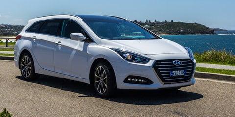 2016 Hyundai i40 Tourer Diesel review