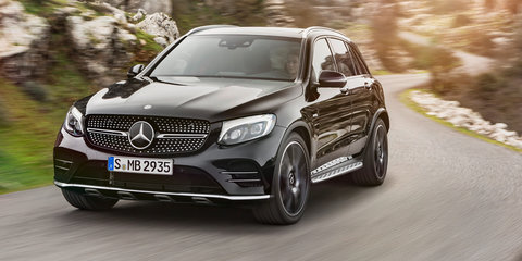 2017 Mercedes-AMG GLC43 4Matic revealed, Australian launch confirmed