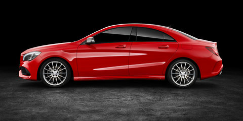 2016 Mercedes-Benz CLA updates revealed, Australian launch due in third quarter