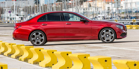 2016 Mercedes-Benz E-Class:: Australian pricing revealed