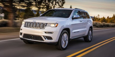 2017 Jeep Grand Cherokee Summit and Trailhawk revealed, due in Australia this year