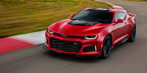 Holden registers Camaro trademark