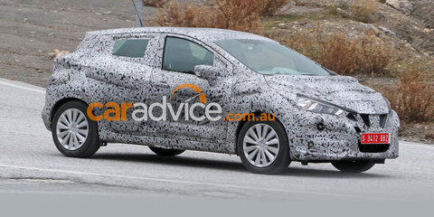 2017 Nissan Micra to be built in France