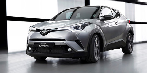 2020 Toyota C-HR EV announced for China