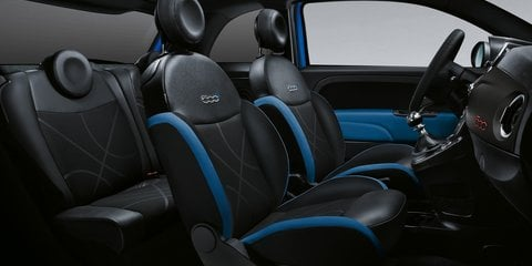2017 Fiat 500S detailed
