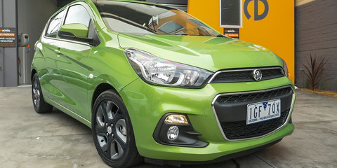 2016 Holden/Chevrolet Spark Review