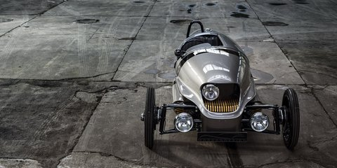 Morgan EV3 set for production next year