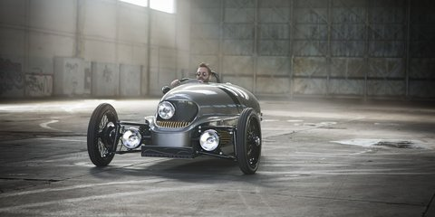 Morgan EV3 unveiled: Morgan 3 Wheeler gets electrified - UPDATE