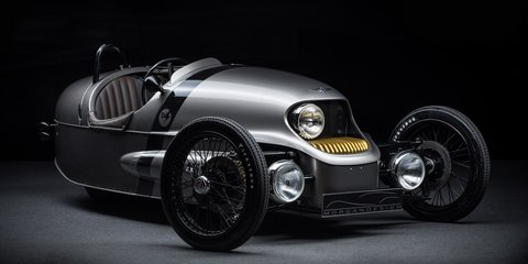Morgan EV3 development halted