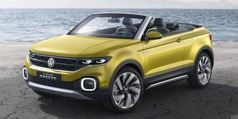 Volkswagen T-Roc convertible coming in 2020