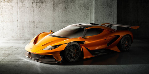 Apollo Arrow supercar: First new supercar from revived Gumpert