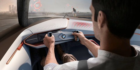 BMW will always have a steering wheel, despite market push for autonomy
