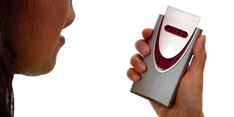 Honda and Hitachi unveil breathalyser small enough for a smart key