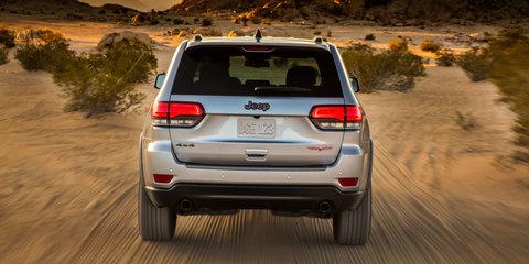 2017 Jeep Grand Cherokee Trailhawk: Diesel engine for Australia, petrol not confirmed