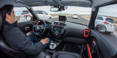 JTEKT to reinvent the steering wheel for autonomous-capable cars