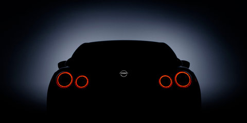 2017 Nissan GT-R update teased ahead of New York reveal