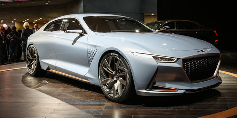 2016 Genesis New York concept and design interview - NYIAS 2016