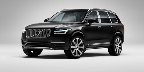 Volvo XC90 Excellence under consideration for Australia