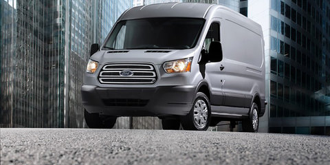 2015-16 Ford Transit recalled in US for airbag fault, Australian models not affected