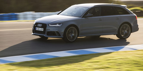 2016 Audi RS6 and RS7 Performance:: Track Review