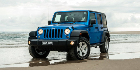 2017 Jeep Wrangler recalled