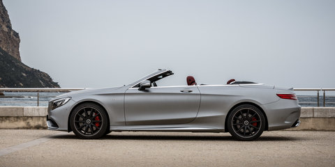 2016 Mercedes-AMG S65 Cabriolet to land as Australia's most expensive Merc