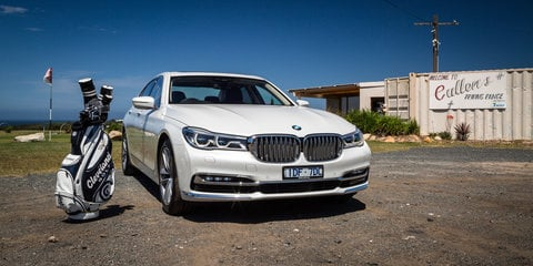 2016 BMW 730d Review
