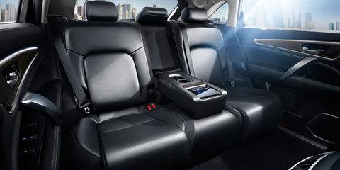Honda Avancier: China-only SUV flagship revealed