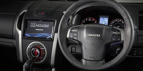 Isuzu D-MAX Centurion celebrates 100 years as an automaker - UPDATE