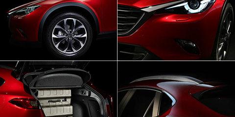 2017 Mazda CX-4 teasers leaked ahead of Beijing debut