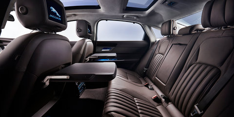 Jaguar XFL revealed for chauffeur-driven Chinese market