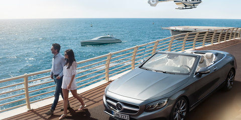 Mercedes-Benz Arrow460-Granturismo yacht revealed