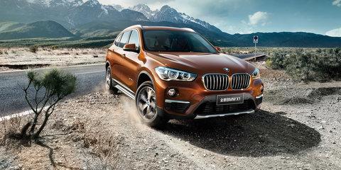 BMW X1 long-wheelbase variant revealed for China