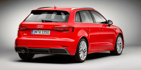 2017 Audi A3 revealed ahead of Australian launch: New engines, upgraded tech on-board