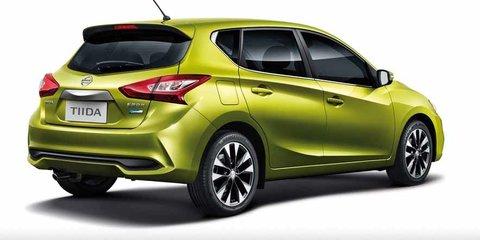 Nissan Pulsar 'Euro' gets Tiida-badged facelift for China