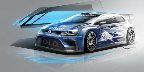 2017 Volkswagen Polo R WRC teased