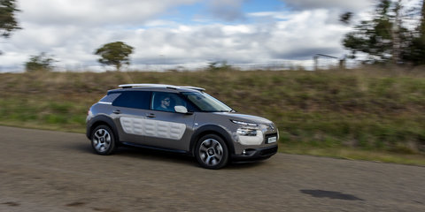 Audi A3 e-tron v BMW i3 v Citroen C4 Cactus v Toyota Prius: Economy comparison test part two