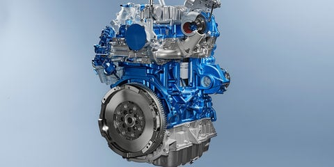 Ford EcoBlue turbo-diesel engines revealed