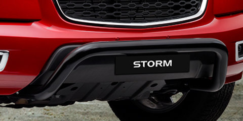 2016 Holden Colorado Storm on sale from $51,490