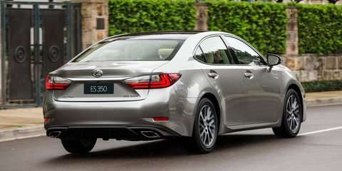 2016 Lexus ES350 recalled for possible brake system fault