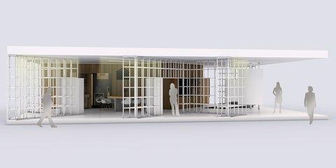 Mini Living: Brit brand unveils concept apartment